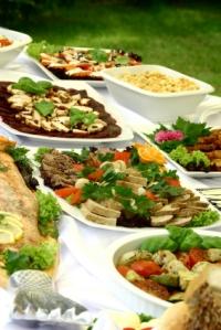 Delicious platters